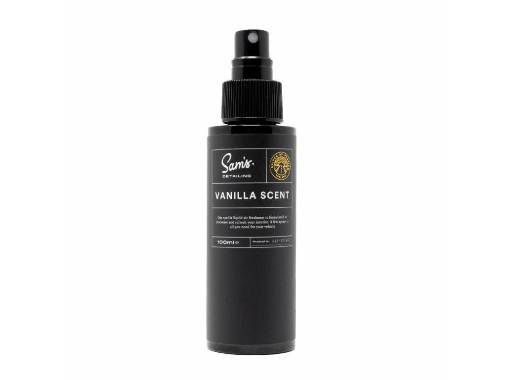 Liquid Vanilla