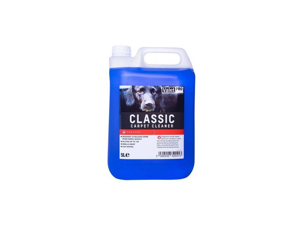 ValetPro Classic Carpet Cleaner 5L - koncentrát