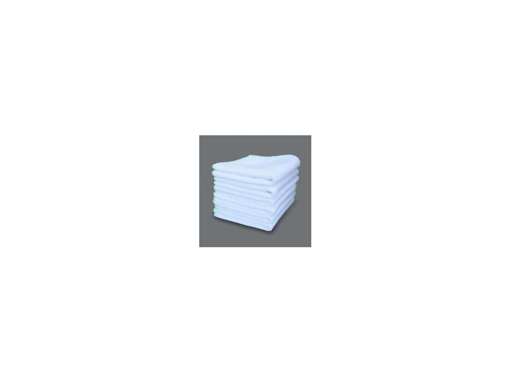 ValetPro Multi Purpose Microfibre 6 Pack White