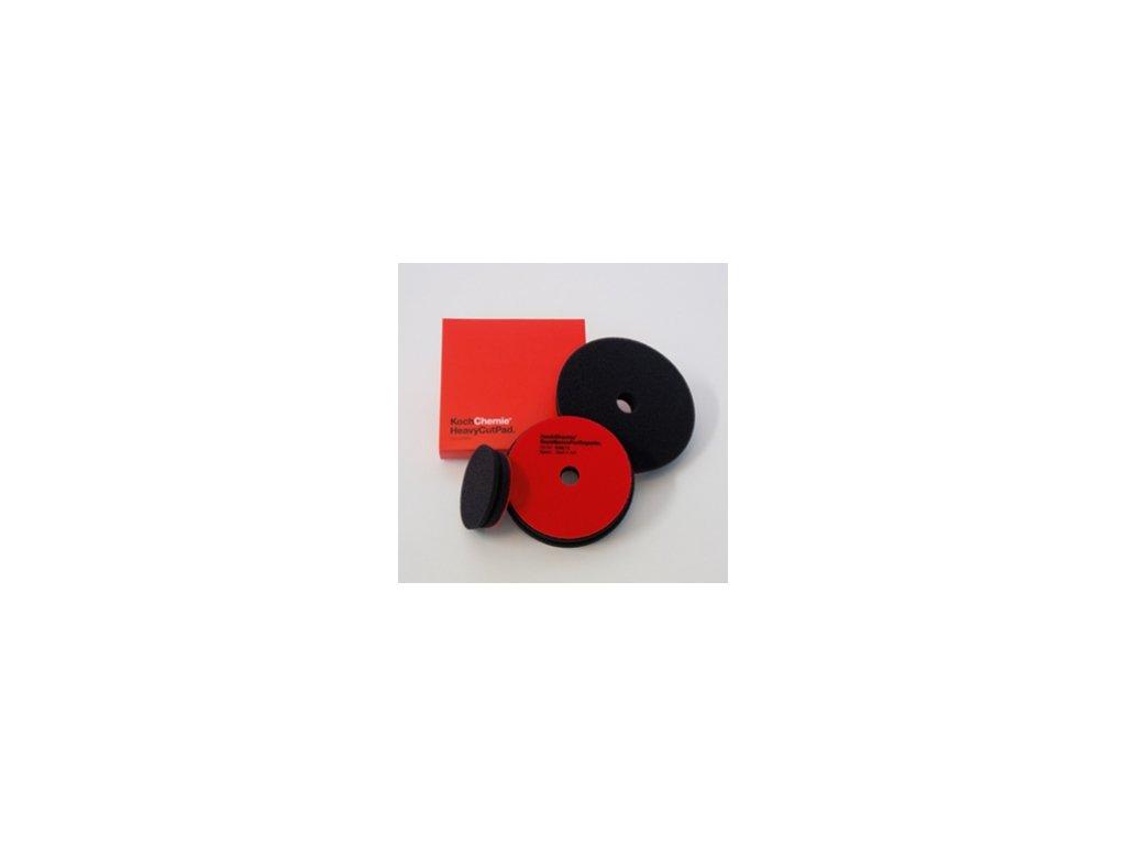 Koch - Leštící kotouč Heavy Cut Pad červený 76x23 mm 999577