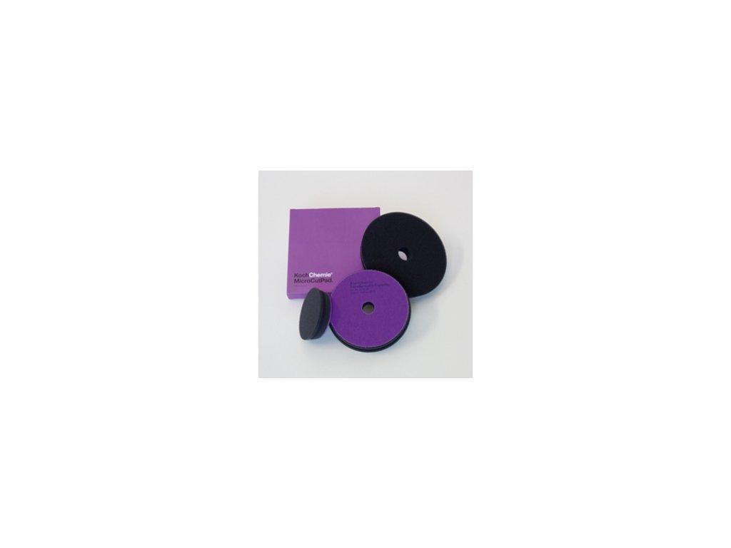 Koch - Leštící kotouč Micro Cut Pad fialový 126x23 mm 999584
