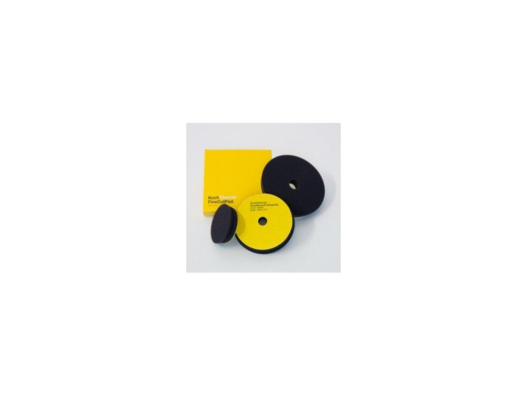Koch - Leštící kotouč Fine Cut Pad žlutý 126x23 mm 999581