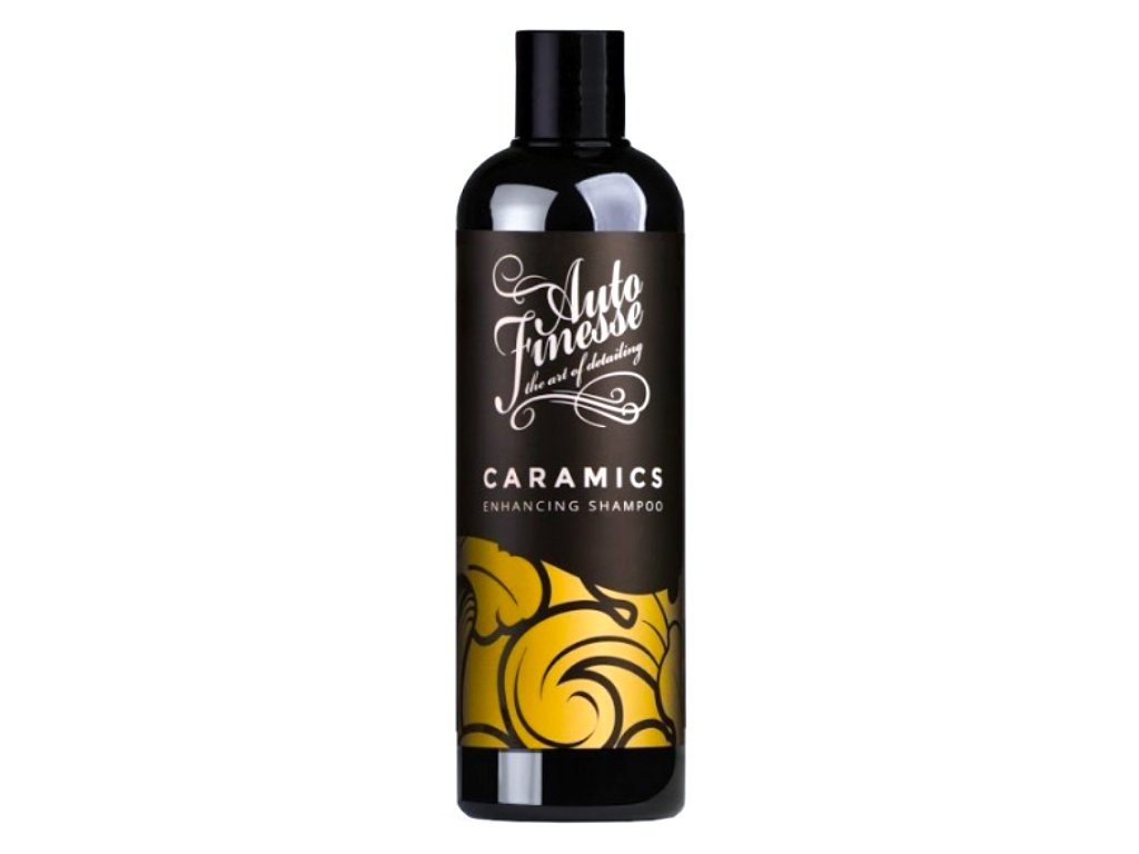 caramics enhancing shampoo
