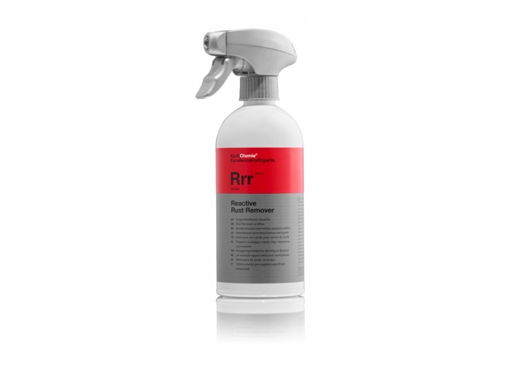 10790 koch chemie reactive rust remover 500ml