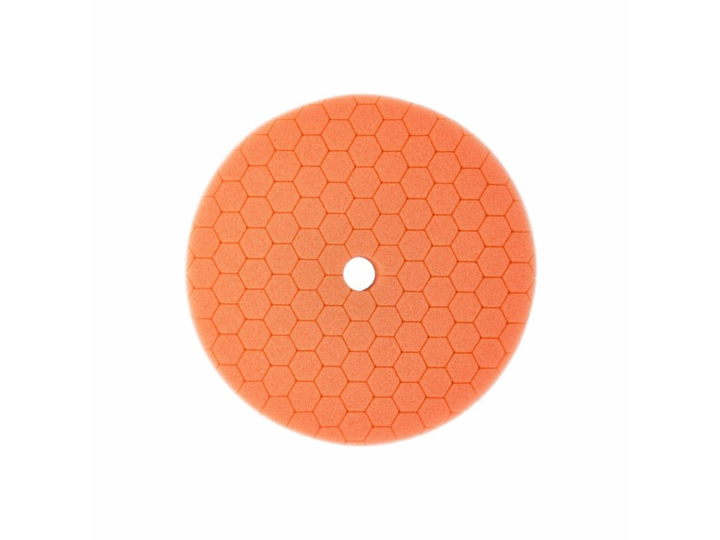 Carbon Collective HEX Machine Polishing Pad Orange (Leštící kotouč SOFT)