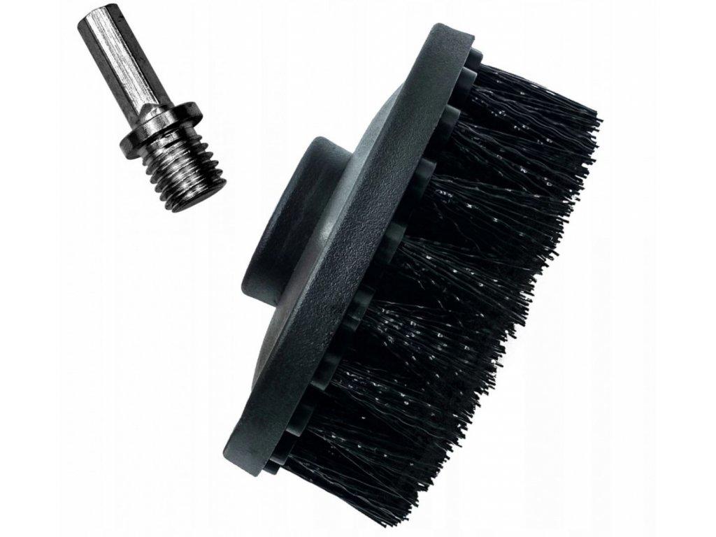 ADBL Twister Medium 125 mm (textilní kartáč)
