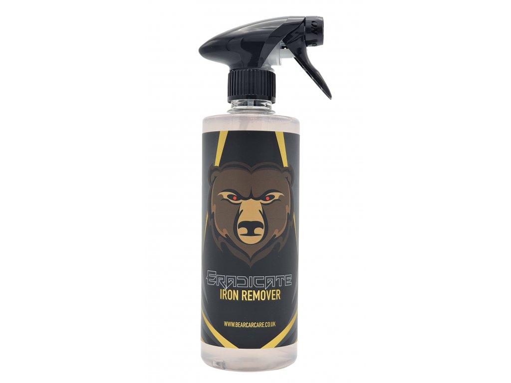 Bear Car Care - Eradicate Iron Remover 500ml (odstraňovač poletavé rzi)