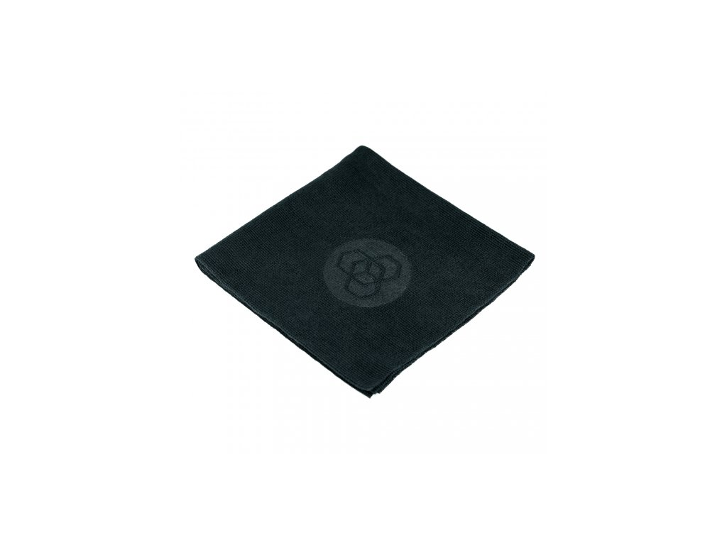 Carbon Collective 350GSM Edgeless Panel Wipe Microfibre Cloth