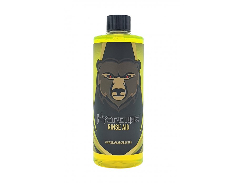 Bear Car Care - Hydrowax Rinse Aid 500ml