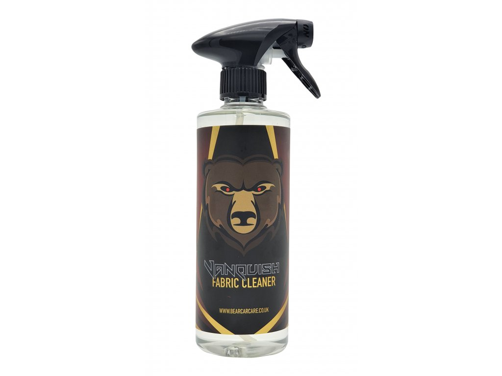 Bear Car Care - Vanquish Fabric Cleaner 500ml (čistič textilu)