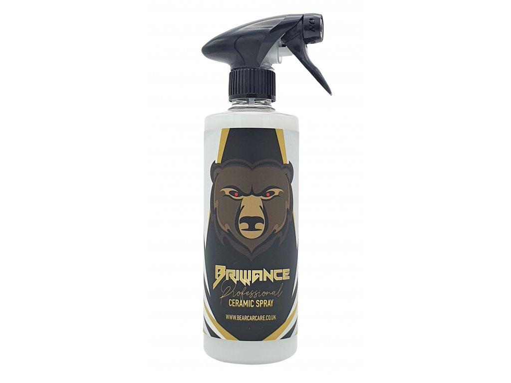 Bear Car Care - Brilliance Professional Ceramic Spray 500ml (keramický detailer)