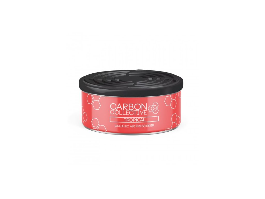 Carbon Collective Organic Air Freshener Tropical