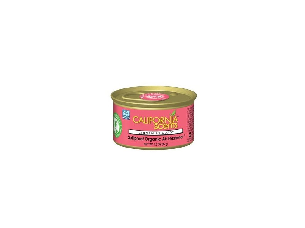 California Scents Spillproof Cinnamon Coast