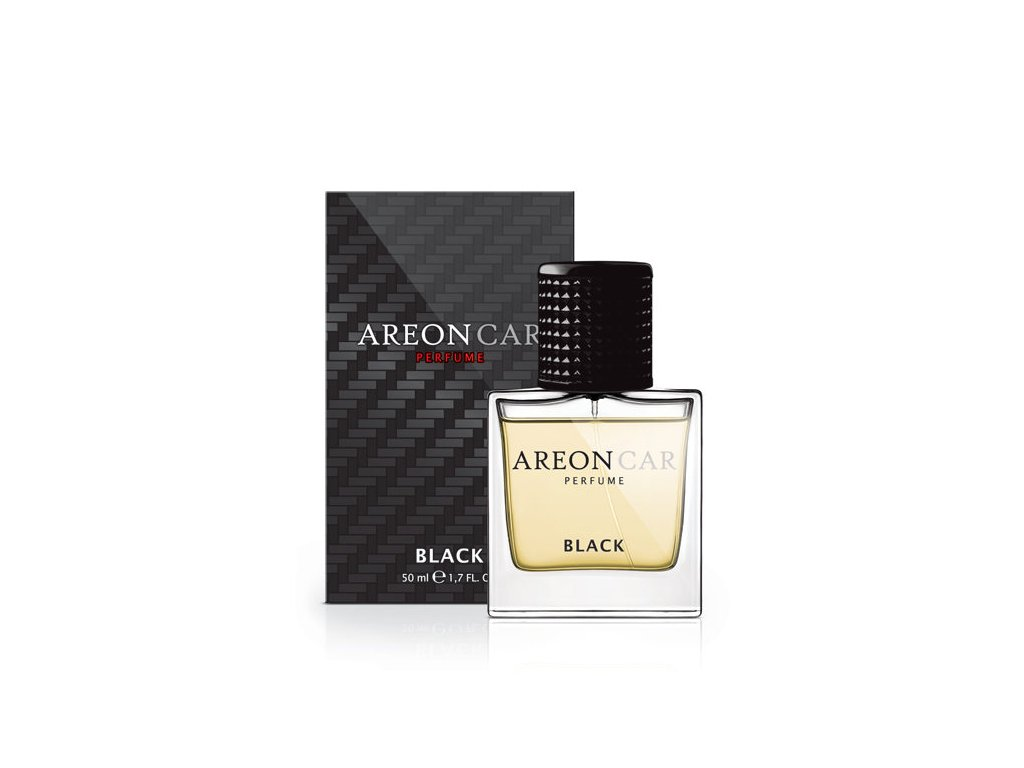 Car Perfume 50ml Black