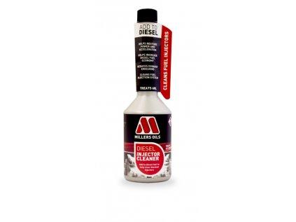 Millers Oils Diesel Injector Cleaner čistící aditivace naftových vstřikovačů 250 ml