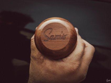 Sam's Detailing Wooden Puck