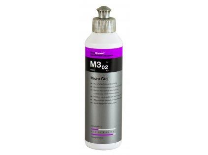 Koch Micro Cut M3.02 250ml - Brusná pasta s mikročásticemi