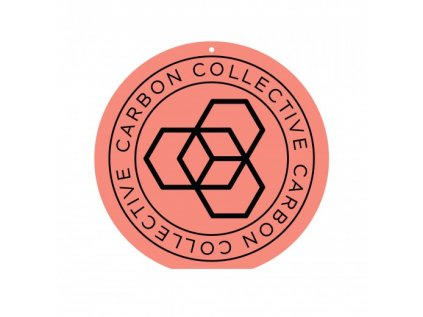 Carbon Collective Sweet Shop Air Fresheners Fizzy Peach
