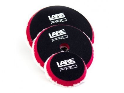 941 lare microfiber pad pro 90 mm velcro 75 mm