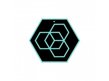 Carbon Collective Hanging Air Fresheners – The Cologne Collection - Speciale Teal