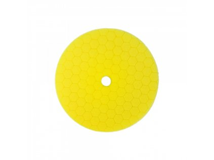 Carbon Collective HEX Machine Polishing Pad Yellow (Leštící kotouč MEDIUM)