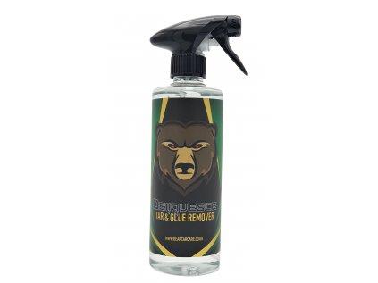 Bear Car Care - Deliquesce Tar & Glue Remover 500ml (odstraňovač asfaltu)