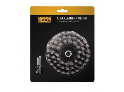 ADBL Leather Twister 125 mm (kartáč na kůži)