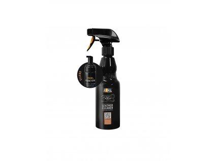 ADBL Čistič na kůži Leather Cleaner (500 ml) + Foamer 150 ml for free
