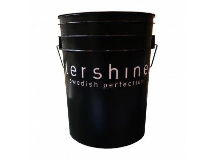 Tershine Black Wash Bucket (Detailingový kbelík)