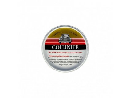 collinite super doublecoat auto wax 476