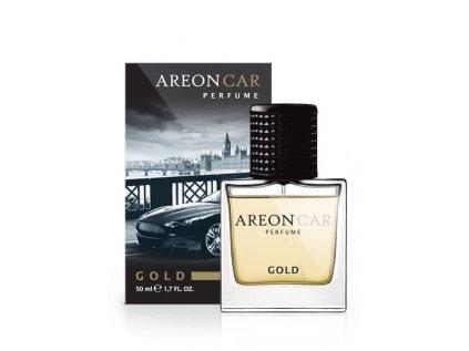 Car Perfume 50ml Gold