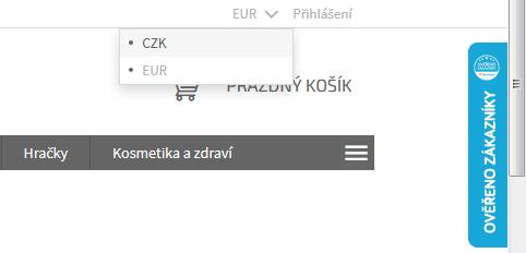 EUR-CZK