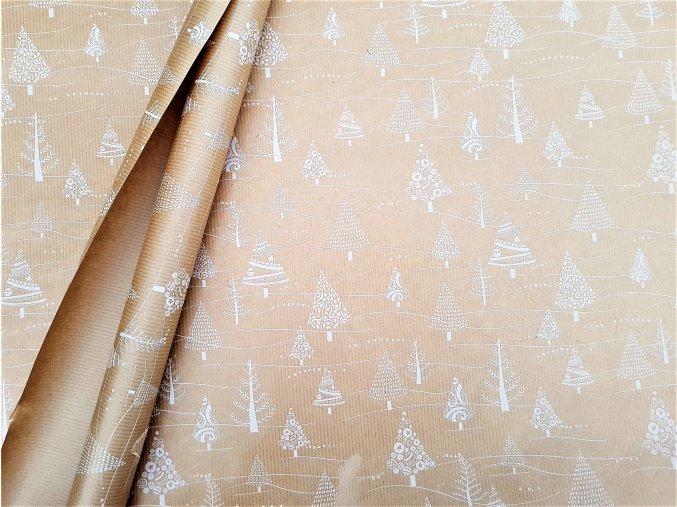 balici-papir-vanocni-prirodni-stromky