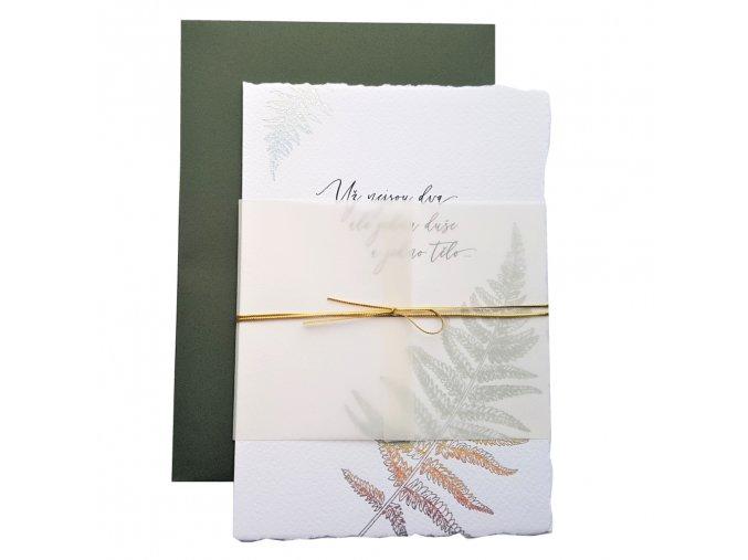 prani ke svatbe svatebni kapradi