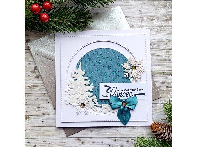 Vánoční přání, Bílý strom