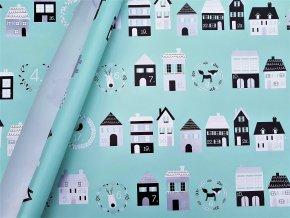 Balicí papír - Role - Vánoční advent