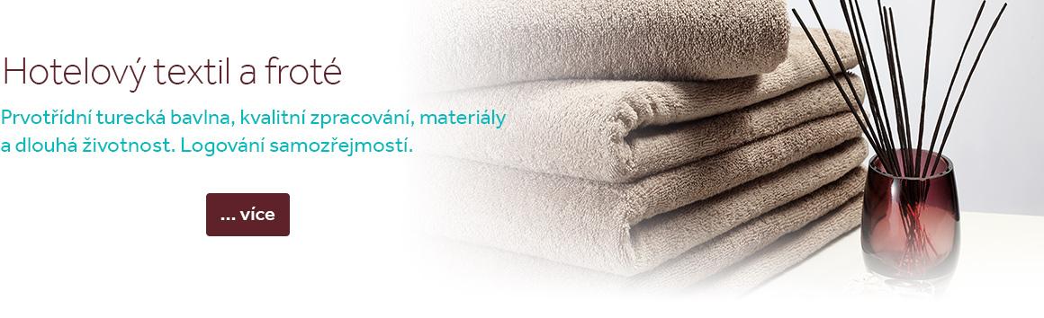 Textil a froté