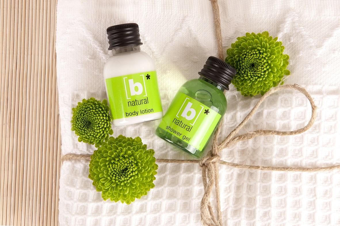 B Natural - recyklované obaly