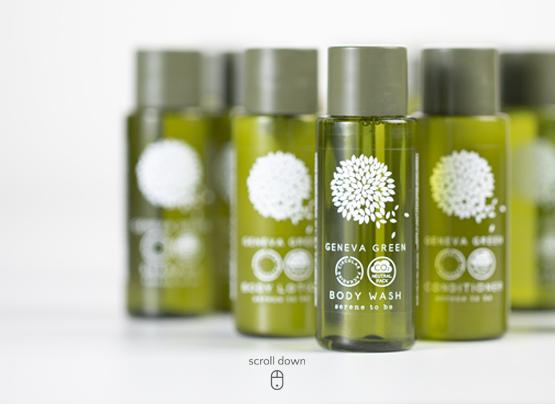 Geneva Green - ekologické obaly
