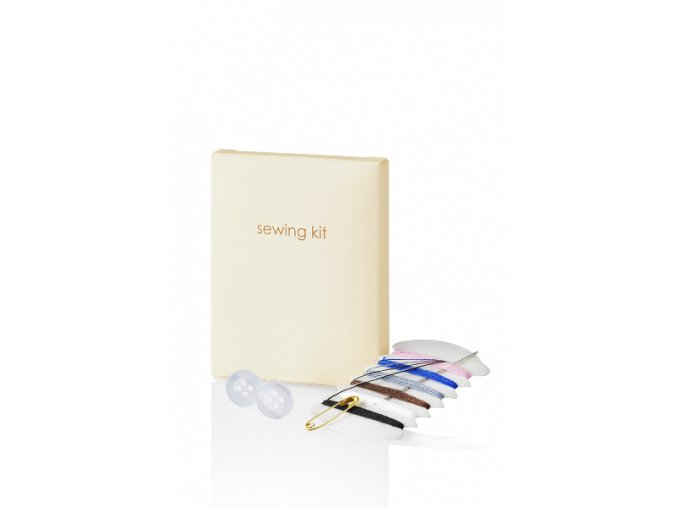 Set na šití - Ivory