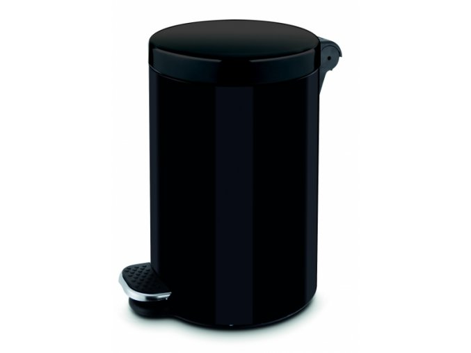 Pedálový koš 5l - černý