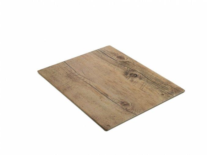 Servírovací prkénko - imitace dřeva