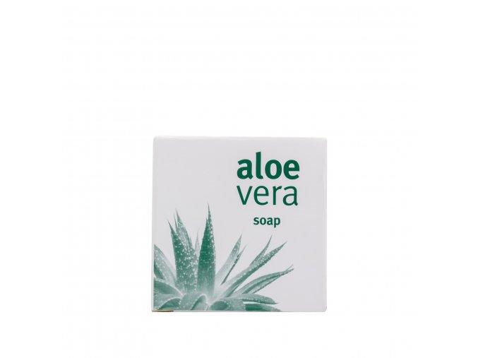 AloeVera soap quadrato