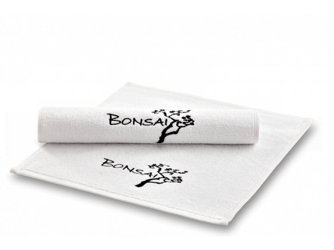 Ručník BONSAI 30 x 30 cm, 500 g/m2, nízký vlas