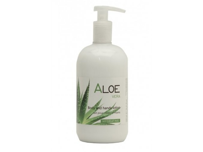 Tělové mléko 500 ml, Aloe Vera