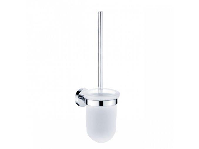 Toaletní kartáč - nízká nádoba