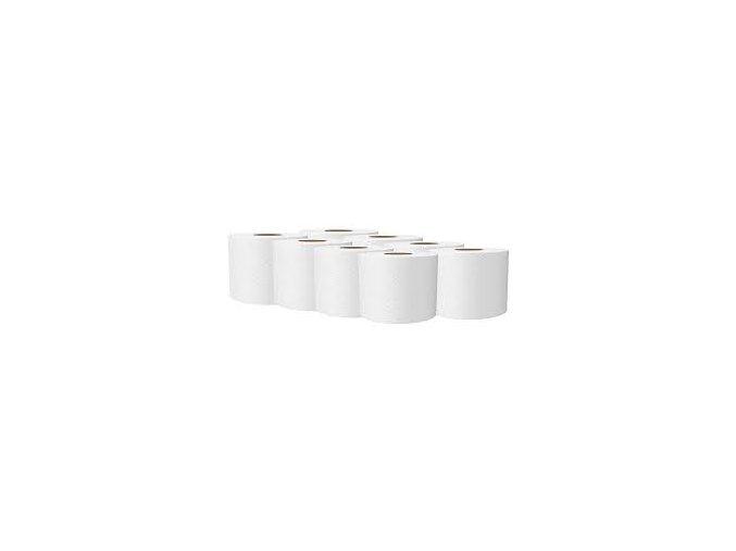 Toaletní papír, 2 vrstvý, bílý