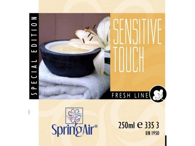 Aerospray Sensitive touch 250 ml