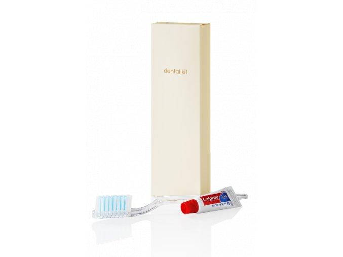 Dentální set v krabičce - Ivory