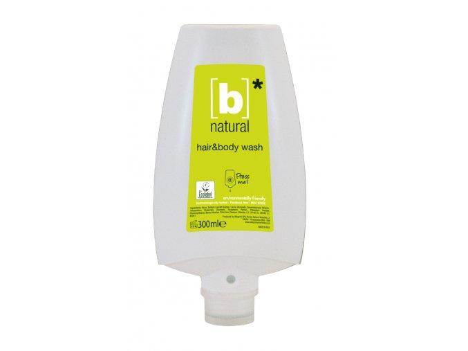 Vlasový a tělový gel - B Natural 300 ml